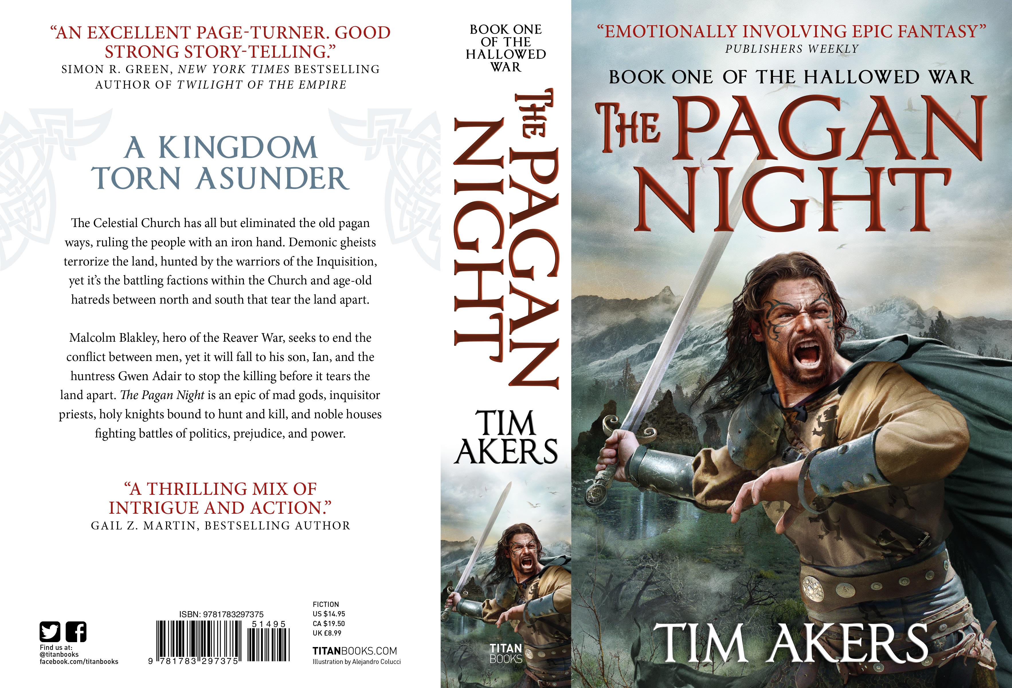 Pagan Knight_cvr